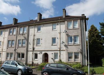 Thumbnail 1 bedroom flat for sale in Auchentorlie Quadrant, Paisley