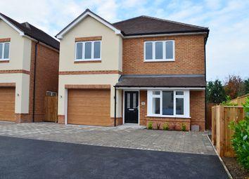 The Street, Tongham, Farnham GU10. 4 bed detached house for sale