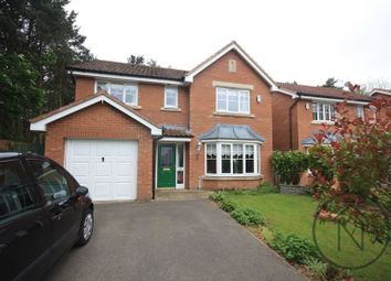 Thumbnail 4 bed detached house to rent in Cherrytree Drive, School Aycliffe, Newton Aycliffe