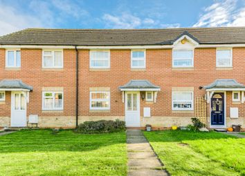 Thumbnail 3 bed terraced house for sale in Chandlers Close, Marston Moretaine, Bedford