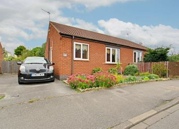 Thumbnail 2 bed bungalow for sale in St. Nicholas Park, Withernsea, East Riding Of Yorkshire