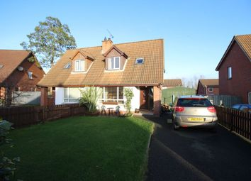 Thumbnail 3 bed semi-detached house for sale in Marlo Heights, Bangor