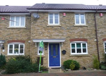 Thumbnail 3 bed terraced house for sale in Faustina Drive, Kingsnorth, Ashford