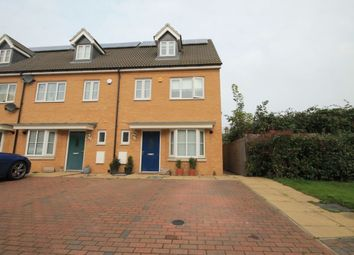 Thumbnail 4 bedroom semi-detached house to rent in Juliette Mews, Romford