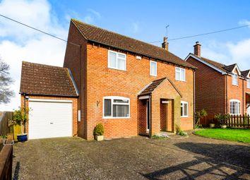 Thumbnail 3 bed detached house for sale in Bratton Road, West Ashton, Trowbridge