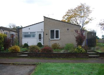 Thumbnail 3 bed bungalow for sale in Orchard Close, Great Livermere, Bury St. Edmunds