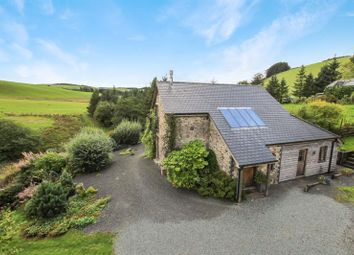 Thumbnail 3 bed barn conversion for sale in Llanwrtyd Wells, Powys