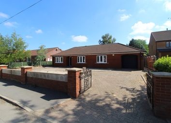 Thumbnail 3 bed detached bungalow for sale in High Street, Kexby, Gainsborough