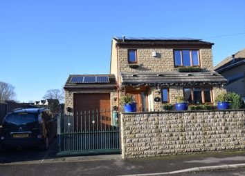 Thumbnail 3 bedroom detached house for sale in Green Crescent, Golcar, Huddersfield