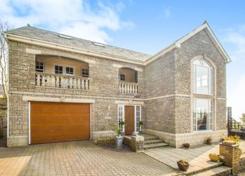 Thumbnail 4 bed detached house for sale in Hill Street, Gilfach Goch, Porth