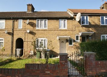 Thumbnail 3 bed terraced house to rent in Twybridge Way, London
