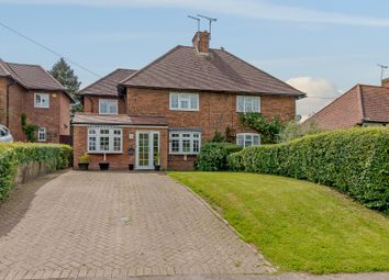 Thumbnail 3 bed semi-detached house for sale in Bell Lane, Brookmans Park, Hatfield
