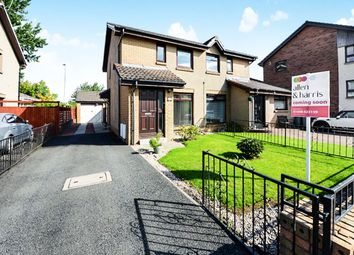 Thumbnail 2 bedroom semi-detached house for sale in Main Street, Bellshill