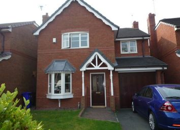 Thumbnail 4 bedroom detached house to rent in 27 Larkhall Rise, Sharston