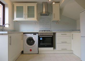 Thumbnail 2 bedroom terraced house to rent in Ormsgill Court, Heelands, Milton Keynes