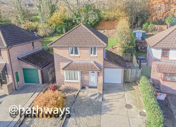 3 bed detached house for sale in Primrose Court, Ty Canol, Cwmbran NP44