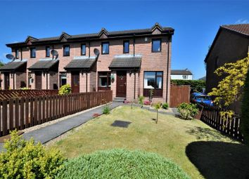 Thumbnail 2 bed end terrace house for sale in Dovehill, Alloa