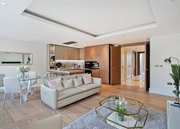 Thumbnail 2 bed flat for sale in Strand, Temple, London