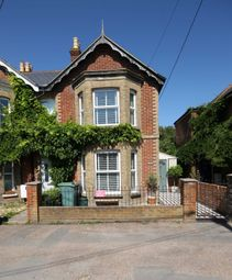 Thumbnail 3 bed semi-detached house to rent in Dennett Road, Bembridge