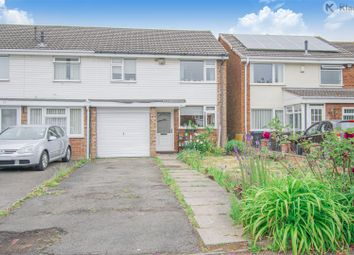 3 bed semi-detached house for sale in Greenwood Close, Kings Heath, Birmingham B14