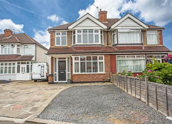 Thumbnail 3 bed semi-detached house for sale in Gander Green Lane, Cheam, Sutton