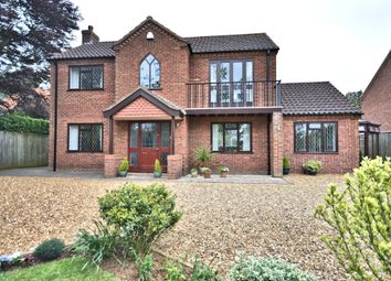 Thumbnail 4 bed detached house for sale in Hunstanton Road, Heacham, King's Lynn
