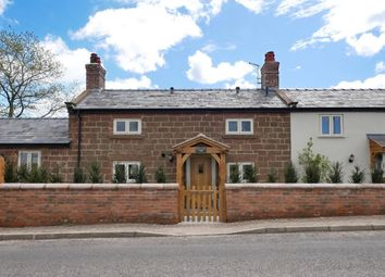 Thumbnail 4 bed detached house for sale in Guy Lane, Waverton, Chester