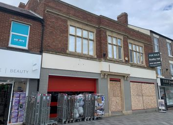 Thumbnail Retail premises for sale in Market Street, Blyth