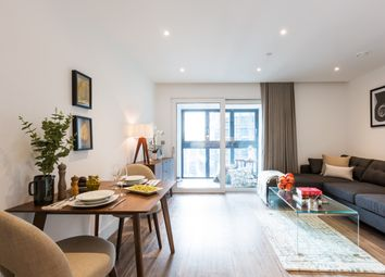 Thumbnail 1 bed flat to rent in 4 New Drum Street, London
