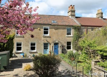 Thumbnail 2 bedroom terraced house for sale in North Road, Combe Down, Bath