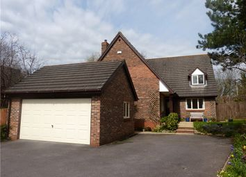 Thumbnail 4 bed detached house to rent in Abbey Gardens, Wimborne, Dorset