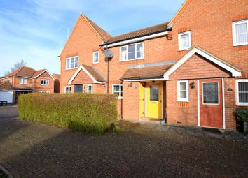 Thumbnail 2 bed terraced house for sale in Burrell Close, Aylesbury
