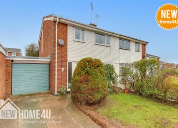 Thumbnail 3 bed semi-detached house for sale in Swain Avenue, Buckley