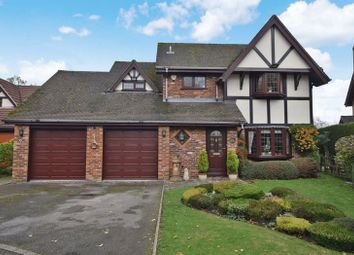 Thumbnail 3 bed detached house for sale in Heathview, Leek