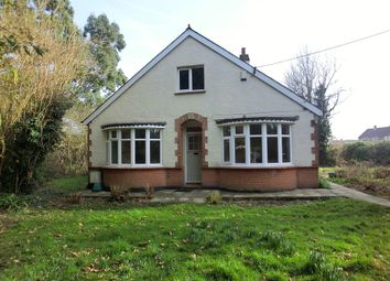 Thumbnail 3 bedroom detached bungalow to rent in King George Road, Chatham