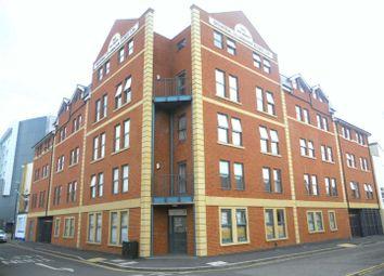Thumbnail 2 bed flat to rent in Harding Street, Swindon