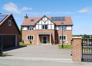 Thumbnail 8 bed detached house for sale in The Avenue, Medburn, Nr Ponteland
