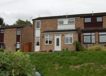 Thumbnail 2 bed semi-detached house for sale in Vicarage Road, Flecknoe, Rugby