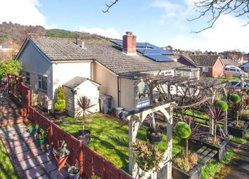 Thumbnail 2 bed semi-detached bungalow for sale in Garden Way, Minehead