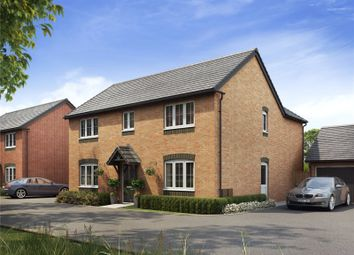 Thumbnail 4 bed country house for sale in Mercia Way, Kempsey, Worcester