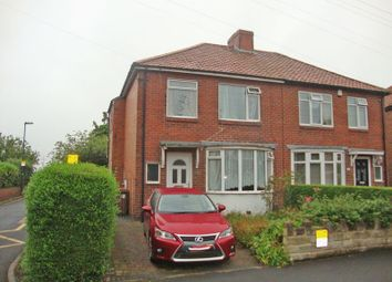 Thumbnail 3 bed semi-detached house for sale in Holystone Drive, Holystone, Newcastle Upon Tyne