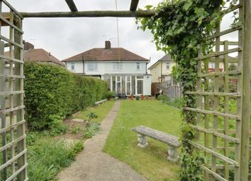 Thumbnail 3 bedroom semi-detached house for sale in Caulfield Road, Shoeburyness, Southend-On-Sea