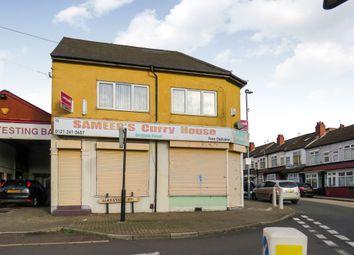 Thumbnail Commercial property for sale in Queens Head Road, Handsworth, Birmingham
