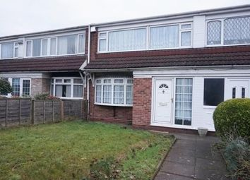 Thumbnail 3 bed terraced house to rent in Tangmere Drive, Castle Vale