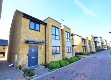 Thumbnail 3 bedroom semi-detached house to rent in Riverside Wharf, Dartford, Kent