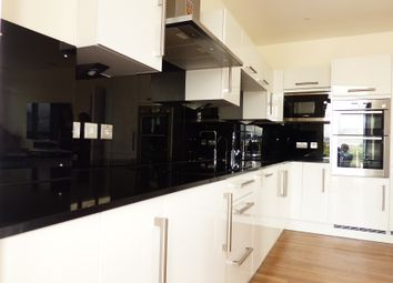 Thumbnail 3 bed flat to rent in Hatton Road, Wembley