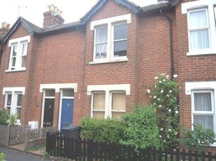 Thumbnail 1 bed terraced house to rent in Clarendon Road, Salisbury