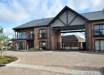 Thumbnail 2 bed flat for sale in Barton Marina, Barton Under Needwood, Burton-On-Trent