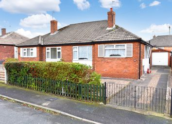 Thumbnail 2 bed semi-detached bungalow for sale in Knox Drive, Harrogate
