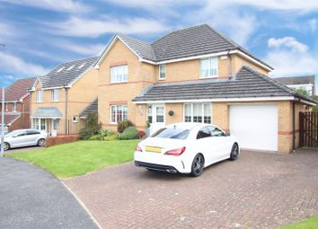 Thumbnail 4 bed detached house for sale in Aberdour Court, Blantyre, Glasgow